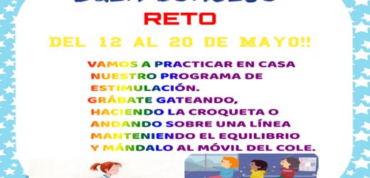 RETO PROGRAMA ESTIMULACIÓN PARTE II
