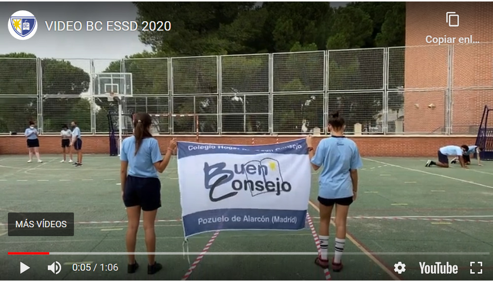Preparando el Día Europeo del Deporte Escolar
