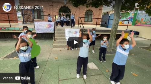 Coreografía ESSDance del Día Europeo del Deporte Escolar
